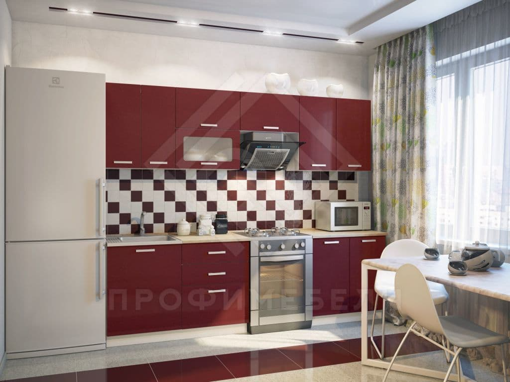 Фото - Кухонный набор Фиджи 2600 мдф глянец. (№1)