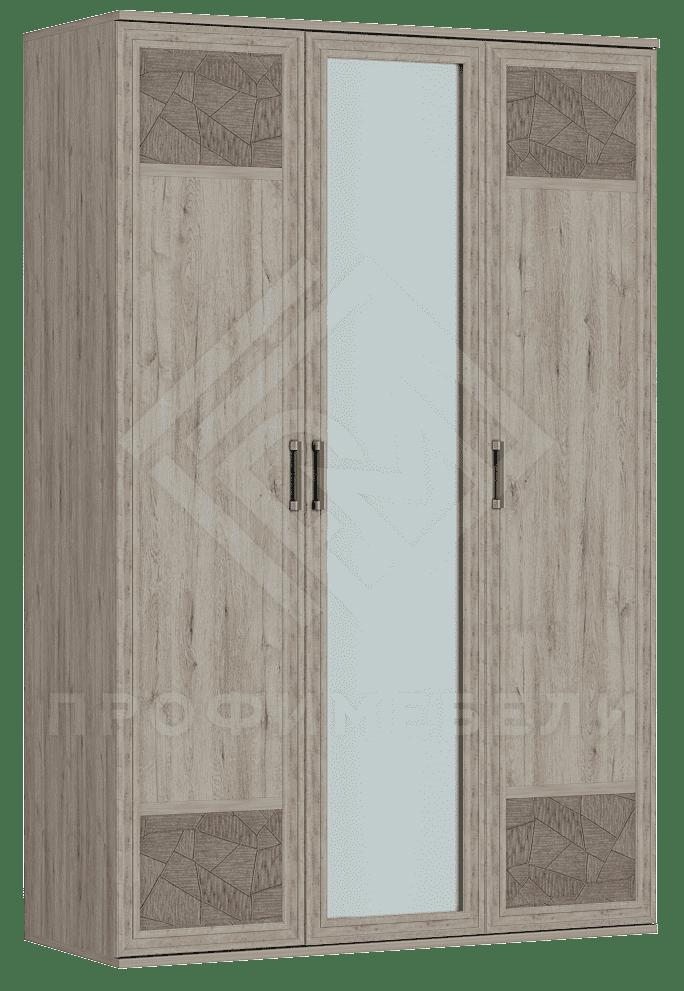 Фото - КАНТРИ, Шкаф для одежды ШО-03 (2г/1зр) Дуб Кантри (№1)