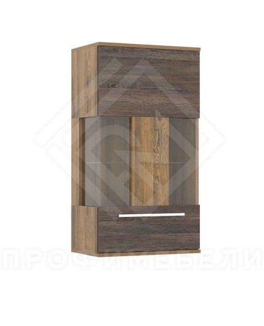 Фото - NEO, Шкаф навесной ШН-01 (с) древесина аттик/венге мали (№1)