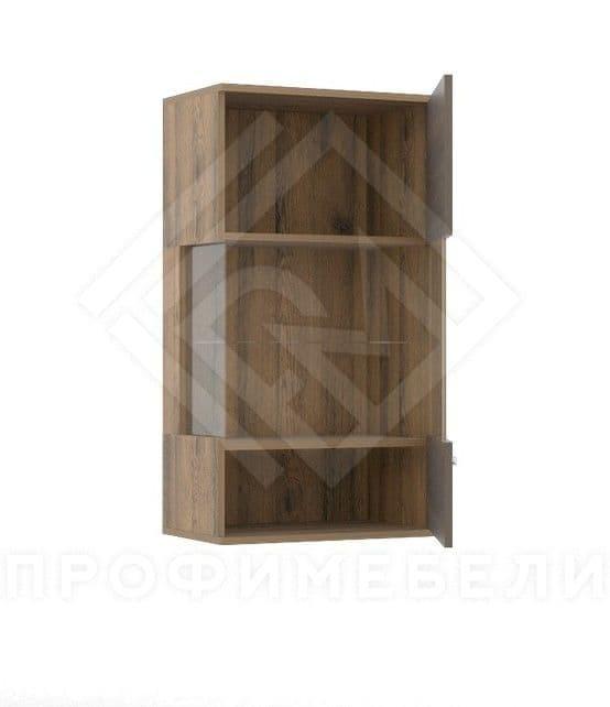 Фото - NEO, Шкаф навесной ШН-01 (с) древесина аттик/венге мали (№2)
