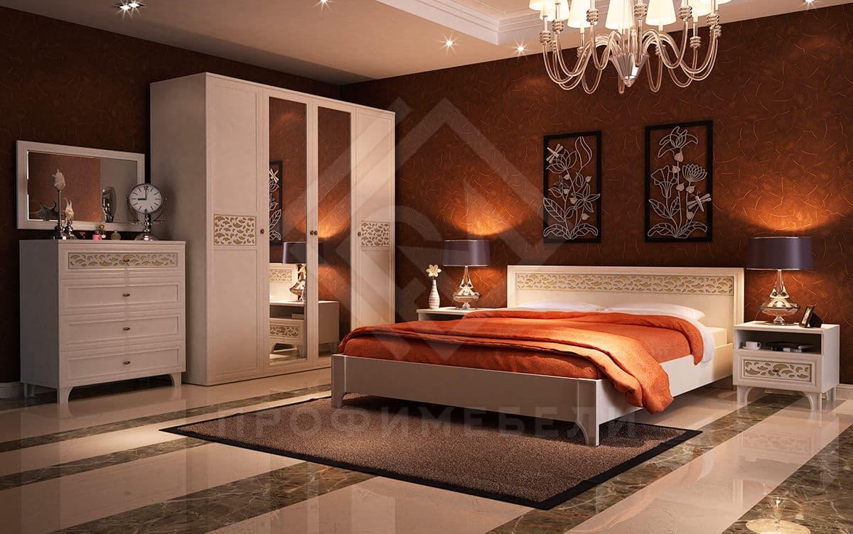 Фото - TWIST, Спальня TWIST-1 твист золото (№1)
