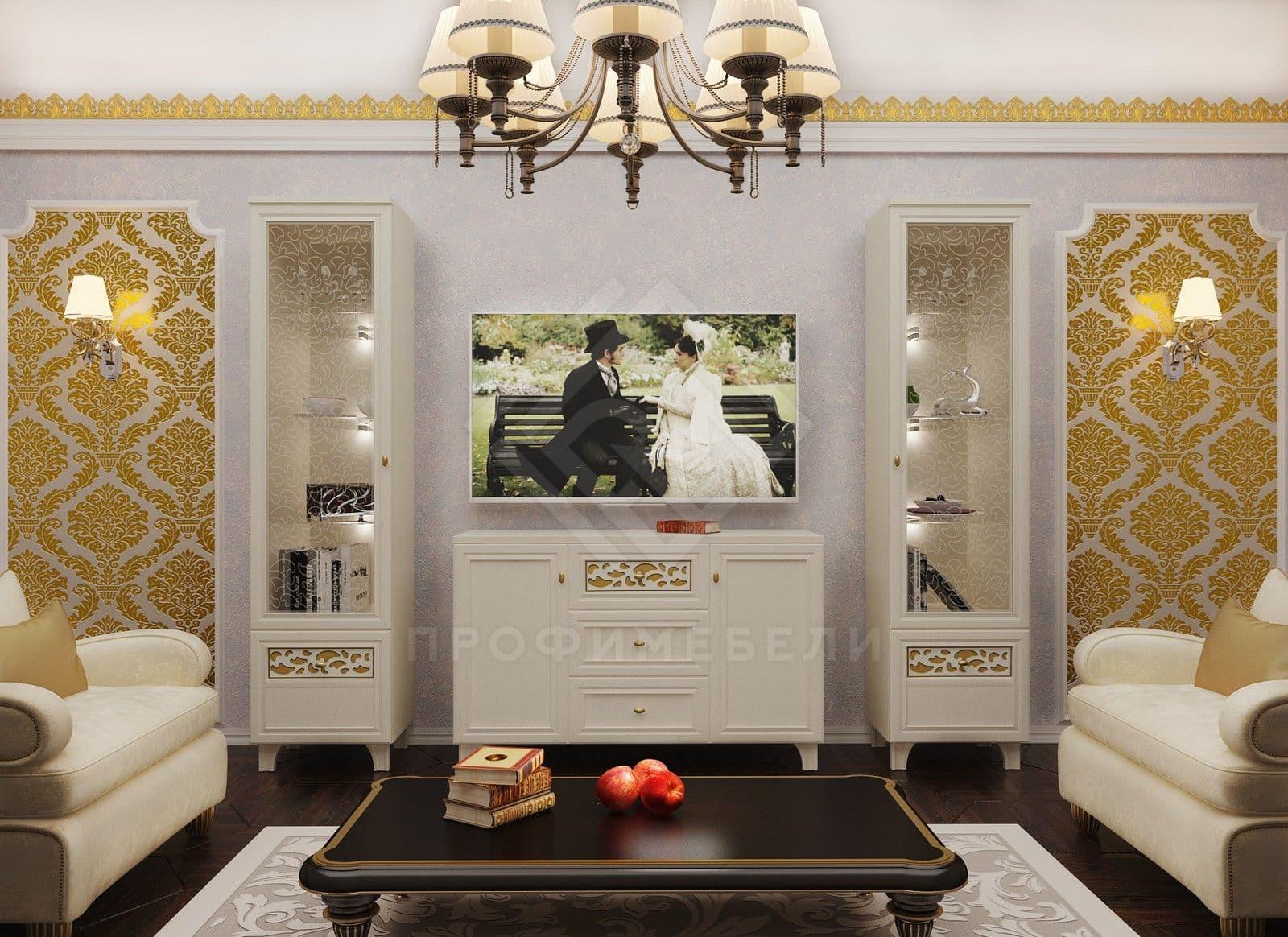 Фото - TWIST, Гостиная TWIST-5 твист золото (№1)