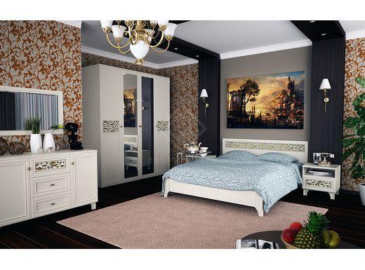 Фото - TWIST, Спальня TWIST-8 твист золото (№1)
